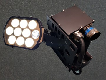 Helikopter LED Arama Lambası 2